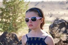 Mady in Kahneeta (pete4ducks) Tags: on1pics summer 2016 kahneeta oregon madelyn child kid girl sunglasses mady reflection