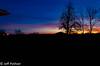 Winter Sunset on the farm (vlxjeff) Tags: nikon d7000 sunset farm winter newyearseve colors blue trees barn oklahoma dark evening