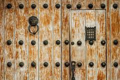 Wood Door with Lion Head, Cartagena Colombia (AdamCohn) Tags: kmtoin adamcohn cartagena colombia architecture colonial colonialarchitecture door geo:lat=10425141 geo:lon=75551221 geotagged street streets wwwadamcohncom bolívar