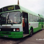 Wear Buses 4686 (BGR686W) - 29-06-97