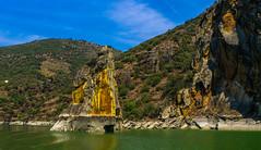 River Island (30/365) (Walimai.photo) Tags: river río duero douro portugal spain españa panasonic lx5 lumix water agua sky cielo blue azul verde green stone piedra