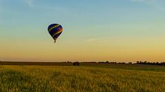 2017 summer memory (Urs Walesch) Tags: summer balloon landscape sun sunshine memory