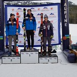 Alexander Valentin - Alberta FIS GS 3rd