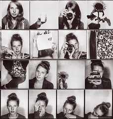 a little photo booth series (the girl who made it on her own) Tags: ronakeller photoautomat photoautomatberlin photobooth photoboothseries ronasphotoautomatseries berlin travels herzensstadt blackandwhite film filmdiary ronasfilmdiary series project 2014 2015 2016 2017 rona