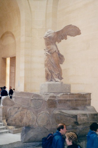 Louvre - Winged Victory of Samothrace