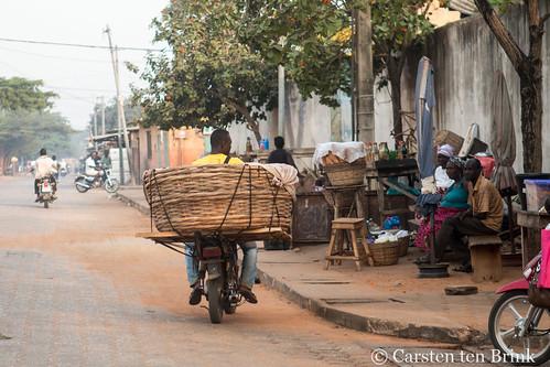 Leaving Ouidah