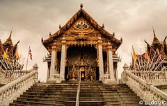 Wat Hua Lamphong (Lцdо\/іс) Tags: wathualamphong bangkok thailande thailand thailandia thai thaïlande lцdоіс temple buddha buddhisme bouddha boudhisme