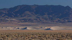 Field of Dunes in Central Nevada (Jeffrey Sullivan) Tags: sand dunes landscape nature travel photography central nevada united states usa canon 5d mark ii photo copyright april 30 2014 jeff sullivan blm bureauoflandmanagement