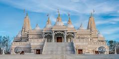Mandir Palace (4 Pete Seek) Tags: mandirpalace bapsshriswamirarayanmandirpalace hindutemple temple hindu atlantahindutemple atlantaphotoworkshops mirrorless a7rii sony24105mmgf4 religioustemple worship hinduarchitecture architecture