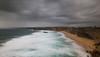 Sagres (Luis Cortés Zacarías) Tags: sagres lluvia portugal oceano cabo mar sanvicente tormenta