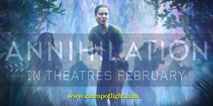 Annihilation movie 2018 (cinespotlight) Tags: annihilation hollywood movie trailers english science fiction