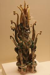 Pékin : Musée National (Maillekeule) Tags: chine china pekin beijing musee museum national sancai ceramique tang