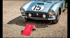 Ferrari 250 GT SWB Berlinetta Competizione (1960) (Laurent DUCHENE) Tags: concoursofelegance hamptoncourtpalace 2017 car automobile automobiles ferrari 250 gt swb berlinetta competizione
