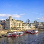 York: The Guildhall and boats thumbnail