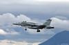 United States Marine Corps McDonnell Douglas F/A18A++ Hornet VW-03/162849, VMFA-314 'The Black Knights' on short finals for Morón AFB/LEMO (Mosh70) Tags: morónairbase unitedstatesmarinecorps fa18a vmfa314 miramar