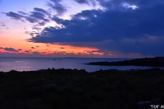 sunset (Tof-H) Tags: porspoder france finistère bretagne brittany sunset seascape sea