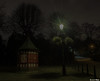 Closed for the night. (Lee1885) Tags: chester dee ice cream lamp post light night dark street