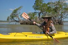 Ranger Led Canoe Trip - Park Ranger: Everglades National Park (claire dal nogare) Tags: nps nationalpark nationalparksystem nationalparkservice ever everglades evergladesnationalpark park parkranger interp visitorcenter gulfcoast gulfcoastvisitorcenter evergladescity southflorida saltlife swamplife swamp travel adventure explore outdoors getouside ocean gulfofmexico kayaking bay chokoloskeebay canoe trip canoetrip rangerledcanoetrip paddle rangerled rangerprogram