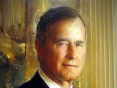 Portrait of George H.W. Bush, by Ronald N. Sherr (Autistic Reality) Tags: americaspresidents presidents leaders executivebranch headofgovernment headofstate washington cityofwashington washingtondc dc district columbia districtofcolumbia dmv nationalportraitgallery si smithsonian smithsonianinstitution downtown donaldwreynoldscenterforamericanartandportraiture centerforamericanartandportraiture donaldwreynolds centerforportraiture americanart centerforamericanart portraiture portraits architecture structure building inside indoors interior contemporarypresidency contemporary presidency americanportraiture art center donaldwreynoldscenter institution museum capital gallery patentofficebuilding patentoffice robertmills thomasuwalter oldpatentofficebuilding greek revival greekrevival adolfcluss portraitgallery saam americanartmuseum smithsonianamericanartmuseum npg normanfoster hartmancoxarchitects grunleywalshconstructionco usa unitedstates unitedstatesofamerica us america 2018