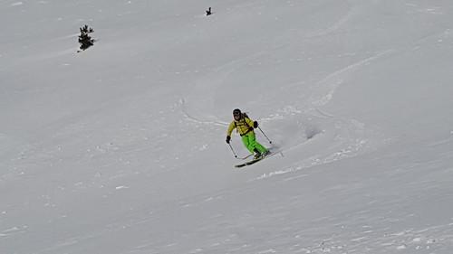 Arlberg 8. - 12. Januar 2018