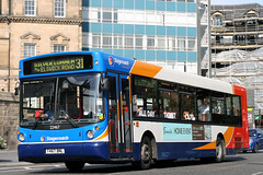 22467 S467 BNL 31 (Cumberland Patriot) Tags: stagecoach busways travel services north east england newcastle upon tyne and wear pte passenger transport executive buses 467 22467 t467bnl man 18220 alexander alx 300 alx300 low floor single deck decker bus derv diesel engine road vehicle omnibus swoops 31 neville street loliner lowliner