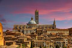 Siena (Giovanni Giannandrea) Tags: siena duomodisiena tuscany medieval palio toscana italy italia unesco gothic cathedral piccolomini cupola gateofheaven quantumofsolace