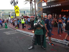 Awesome Doctor Doom (Sconderson Cosplay) Tags: comic con san diego sdcc 2016 cosplay doctor doom
