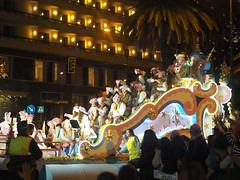 P1052292 (Yury. Syaskov) Tags: malaga andalucia andalusia spain epifania holiday fiesta magos reyes reyesmagos gifts carnaval