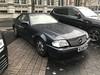 SL500 (Sam Tait) Tags: sl v8 car sports sport classic rare retro knightsbridge 50 kensington london black 1996 benz mercedes merc sl500