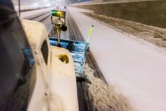 @20180112-D5 PlowingUS33-52 (OhioDOT) Tags: district5 odot plow ridealong route33 salt six snow storm plowing truck