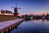 Twilight @ Wijk bij Duurstede (Marcel Tuit | www.marceltuit.nl) Tags: amerongen bluehour canon dorestad eos holland krommerijn me marceltuit molen nederland nederrijn thenetherlands utrechtseheuvelrug wijkbijduurstede city contactmarceltuitnl harbor haven hiking reflectie reflection stad sunrise twilight utrecht vestingstad wandelen water windmill wwwmarceltuitnl zonsopgang