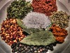 Dash of This and Pinch of That (clarkcg photography) Tags: spices crazytuesdaytheme 7dwf bayleaf salt pepper chile oregano cumming fennel cinnamon