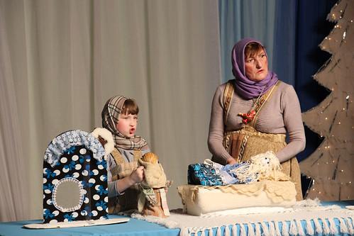 Спектакль Мороз Иванович - Лавка чудес 02 01 2018г. (23)