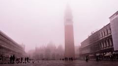 Venecia (vide23) Tags: venecia venezia venessia fogy piazzasanmarcos