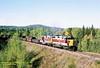 (SEE & HEAR)---ACR 202, Hawk Jct, ONT. 9-20-1994 (jackdk) Tags: train railroad railway locomotive emd emdgp38 emdgp382 gp38 gp382 algomacentral algoma algomacentralrailway algomacentralcorp hawkjunction hawkjunctionontario seeandhear seehear standardcab gp9 emdgp9 freighttrain freight