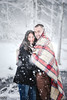 Winter Wonderland Engagement Session (Holly Schreckengost Greene OOTOPHOTO) Tags: winter wonderland engagement session wwwootophotocom ootophoto adirondack wedding photographer saratoga springs new york ny lake luzerne george storm noreaster snowstorm snowfall snowflakes macro snowflake weather love proposal