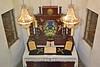 symetrical chapel (t.horak) Tags: symetrical chapel chandelieur window altar zermatt cross catholic