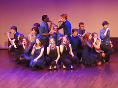 2018-01-26 The Sound of Music! (Mary Wardell) Tags: choir competition music performance salem oregon ps