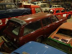 ГАЗ-24-77 Волга / Gaz 24-77 Volga Kombi / Gaz M24 Volga GL Combi 2.3 Diesel (Skitmeister) Tags: auto car museum collection moerenhout lier belgie belgium belgique abarth