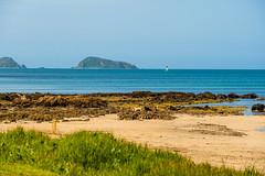 A day by the Bay - Seascape (Merrillie) Tags: australia beach landscape waterscape water batemansbay southcoast rocks outdoors seascape longbeach australiaday newsouthwales sea