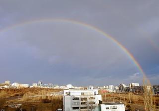 Double rainbow, 03022018