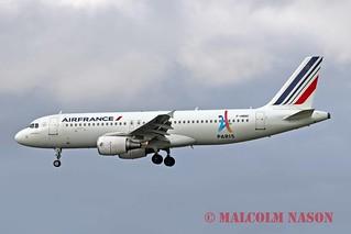 A320-214 F-HBNC AIR FRANCE