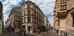 Rouen (dorinser) Tags: rouen streetview