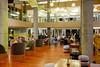 Lobby lounge (A. Wee) Tags: bali indonesia 巴厘岛 印尼 hilton gardeninn hotel 酒店 希尔顿花园 ngurahrai airport dps denpasar garden lounge