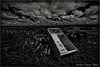 Rice Bin... (SHADOWY HEAVEN) Tags: 1706050137 日本 北海道 ファインダー越しの私の世界 写真好きな人と繋がりたい 写真撮ってる人と繋がりたい 写真の奏でる私の世界 モノクロ モノクローム モノクロ写真 白黒写真 空 雲 coregraphy japan hokkaido monochrome mono monotone blackandwhite bw bnw blackwhite noiretblanc japaninbw outdoor landscape paysage cloud clouds sky weeds grass abandoned decay forgotten trash waste tokyocameraclub igers igersjp phosjapan picsjp