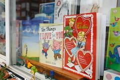 38/365 valentines book shop
