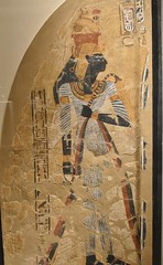 ... The Deified Queen Ahmose Nefertari, From A Tomb; 1186 1070 BCE; ...