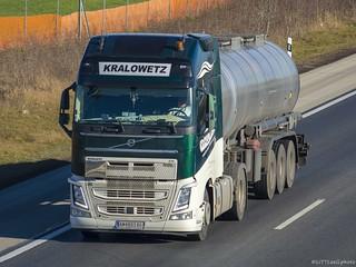 Volvo FHIV Globetrotter XL Kralowetz (AT)