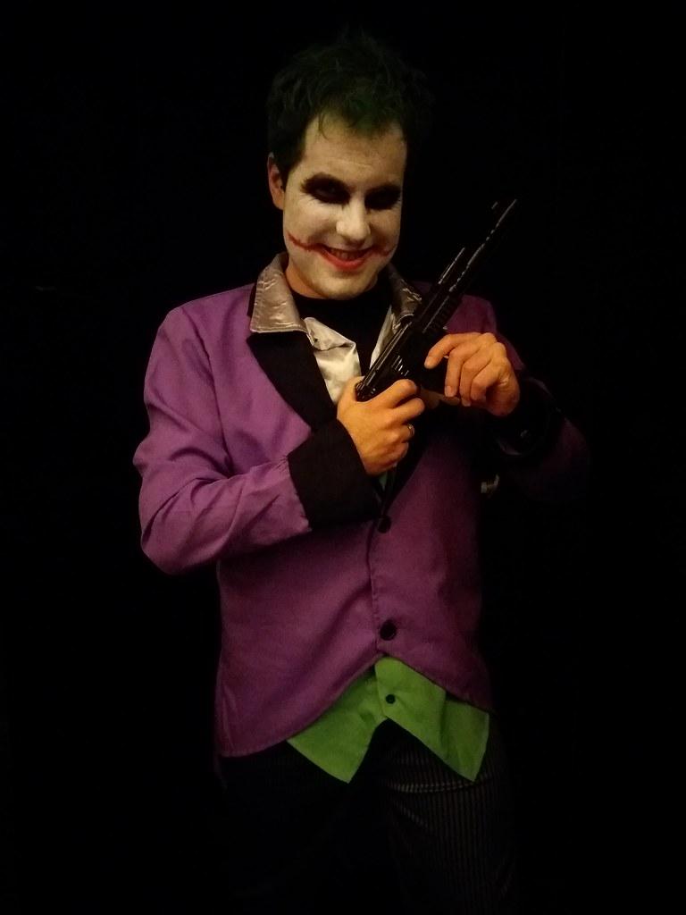 Wonderbaarlijk The World's Best Photos of disfraz and joker - Flickr Hive Mind EQ-75