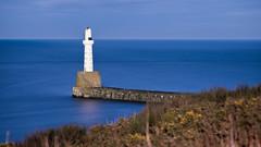 Breakwaters.jpg (___INFINITY___) Tags: 6d aberdeen lighthouse torrybattery blue canon darrenwright dazza1040 eos infinity scotland southbreawater
